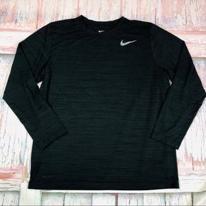 Nike Dri-Fit Men's Long Sleeve Shirt